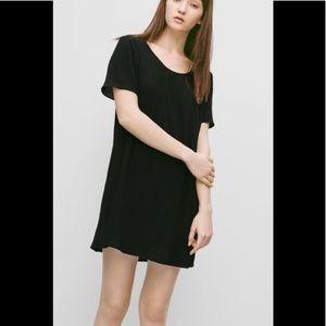 NWOT Wilfred Free Black Teigen Dress